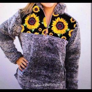 Sunflower Sherpa